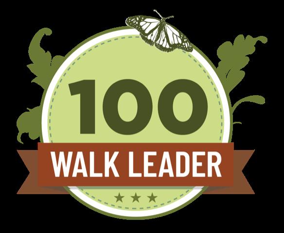 100 Walk Leader
